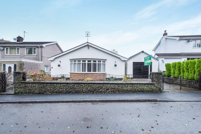 Thumbnail Detached bungalow for sale in Maes Mawr Road, Crynant, Neath