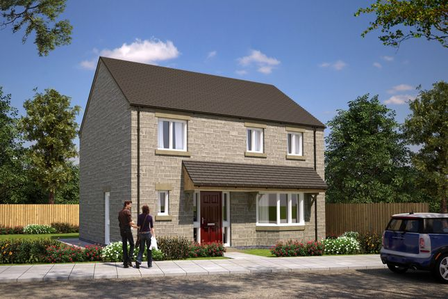 Thumbnail Detached house for sale in Longlieve Gardens, Pilsley, Chesterfield, Derbyshire