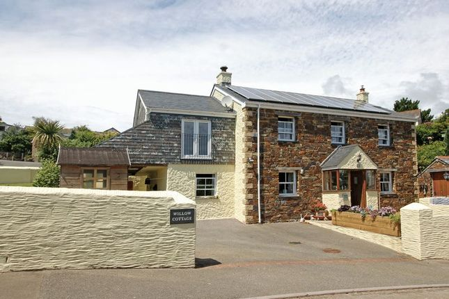 Thumbnail Detached house for sale in Place View Road, St. Mawes, Truro