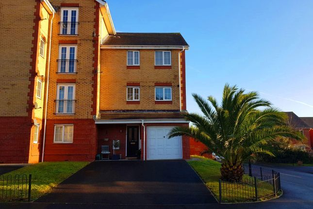 Thumbnail Town house to rent in Gerddi Margaret, Barry Waterfront, Barry
