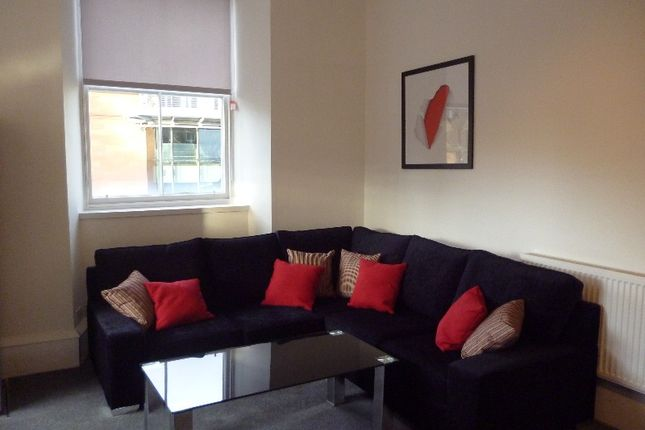 Thumbnail Flat to rent in Nethergate, West End, Dundee