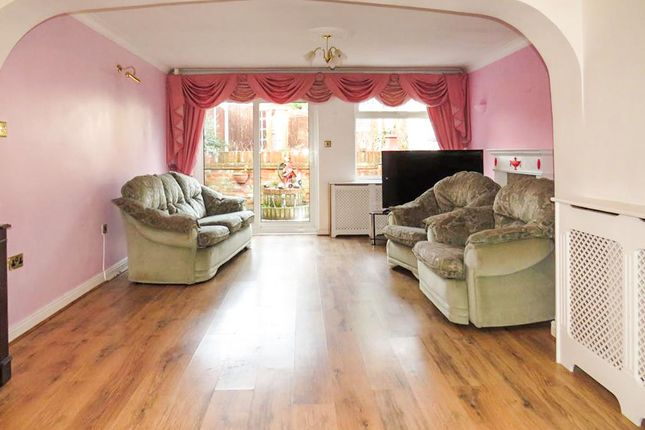 Thumbnail Detached house for sale in Gainsborough Avenue, Bradwell, Great Yarmouth