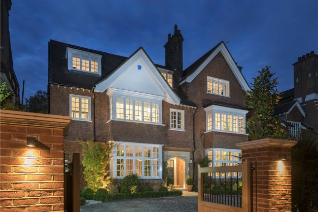 Thumbnail Detached house to rent in Wadham Gardens, Primrose Hill, London