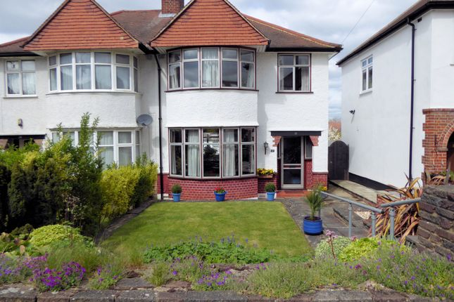 3 bed semi-detached house for sale in Hill Close, Chislehurst, Kent