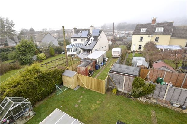 Thumbnail Semi-detached house for sale in St Michaels Place, Westrip, Stroud, Gloucestershire