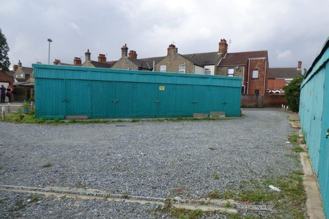 Thumbnail Land for sale in Sussex Road, Lowestoft