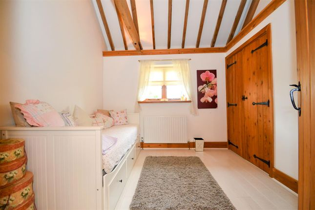 # Bedroom 2 of West Barn, Great Cossington Farm, Aylesford ME20
