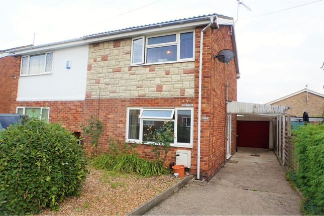 Thumbnail Semi-detached house for sale in Blackfriars, Rushden