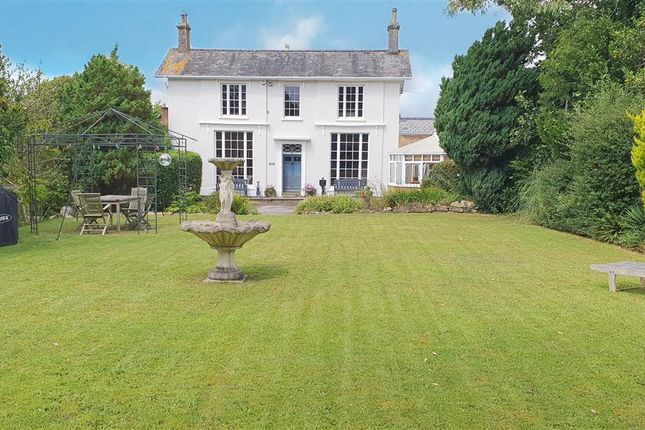 Thumbnail Detached house for sale in The Cedars, Pwllmeric, Chepstow
