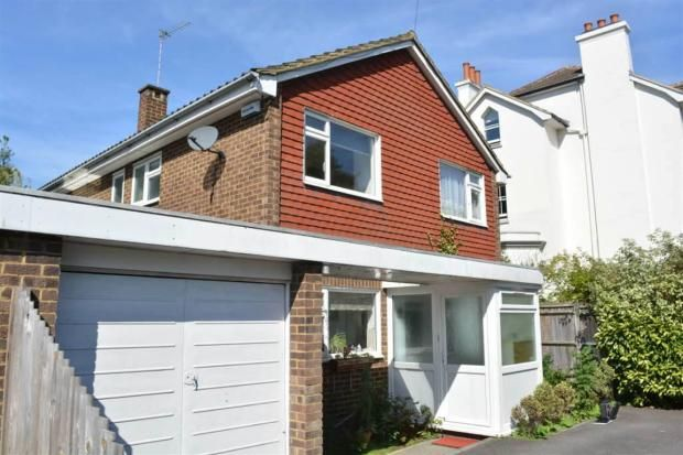Thumbnail Detached house to rent in Ashley Road, Epsom