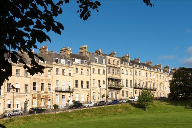 Thumbnail Maisonette for sale in Marlborough Buildings, Bath