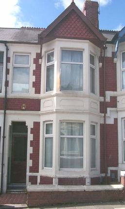 Thumbnail Property to rent in Brithdir Street, Cathays, ( 5 Beds )