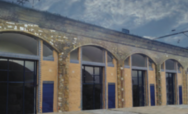 Thumbnail Industrial to let in Railway Arches, Dunbridge Street, London