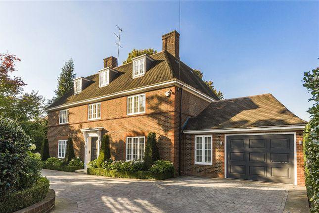 Thumbnail Detached house for sale in Ingram Avenue, Hampstead Garden Suburb, London