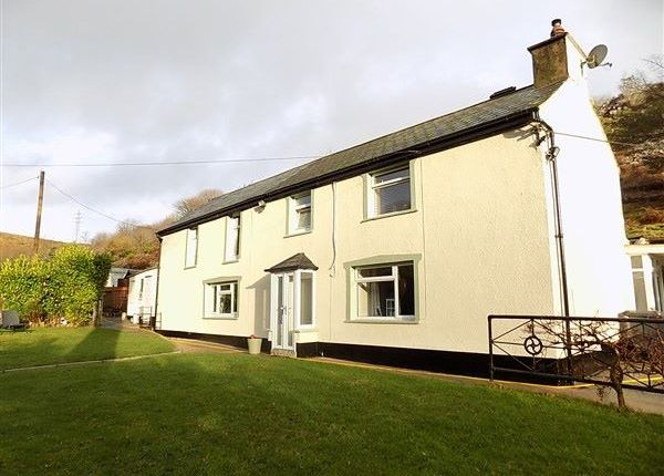 Thumbnail Detached house for sale in Reservoir Road, Beaufort, Ebbw Vale
