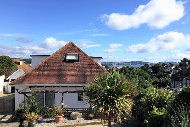 Thumbnail Detached bungalow for sale in Clennon Gardens, Paignton