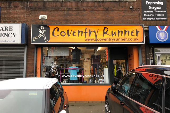 Thumbnail Retail premises for sale in 223 Burnaby Road, Coventry