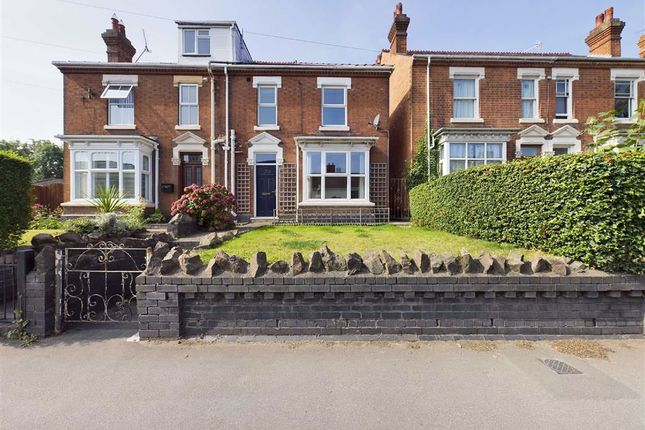 Thumbnail Semi-detached house for sale in Henwick Road, Worcester