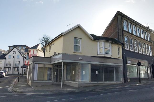 Retail premises for sale in 18 High Street, Shanklin, Isle Of Wight