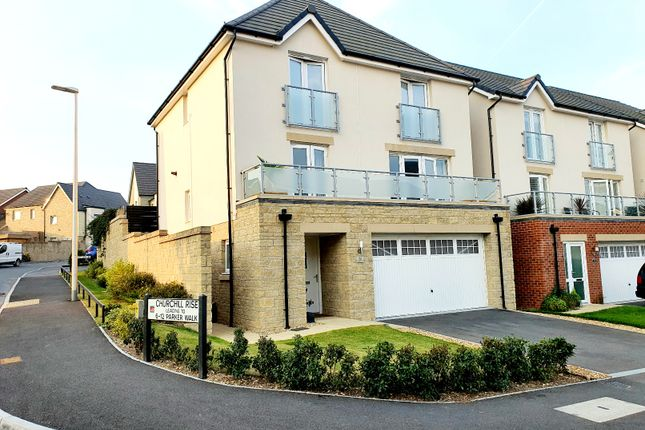 Thumbnail Detached house for sale in Cloakham Drive, Axminster