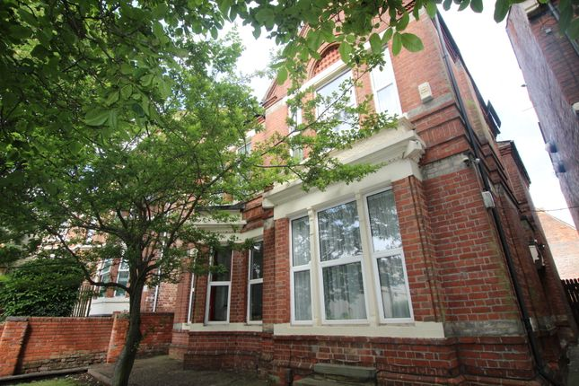 Thumbnail Detached house to rent in Burns Street, Nottingham