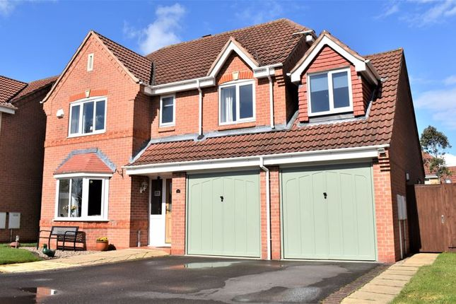 5 bed detached house for sale in Syerston Way, Newark NG24