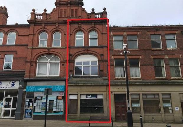 Thumbnail Retail premises for sale in Market Street, Wigan, Lancashire