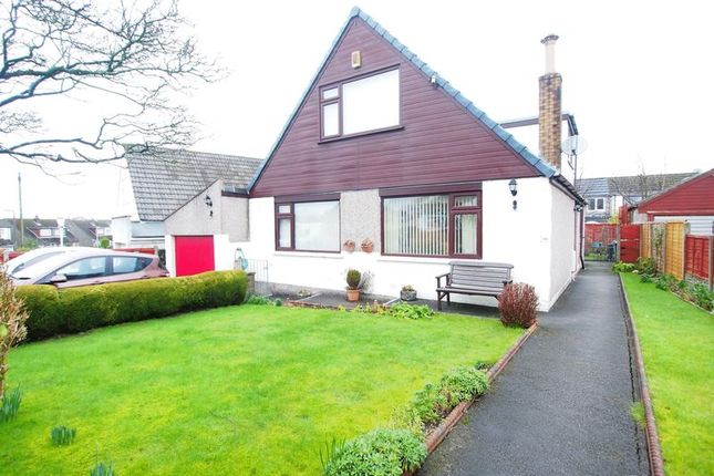 Thumbnail Detached bungalow for sale in Sunnybank Road, Bolton Le Sands, Carnforth