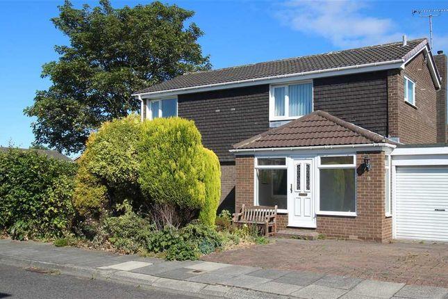Detached house for sale in Windburgh Drive, Southfield Lea, Cramlington