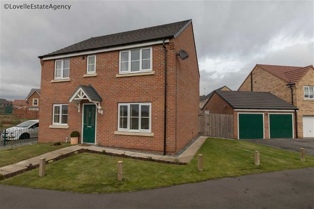 Property for sale in Dunlin Drive, Scunthorpe