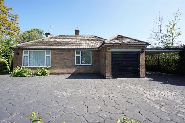 Thumbnail Bungalow for sale in Bushey Wood Road, Dore, Sheffield