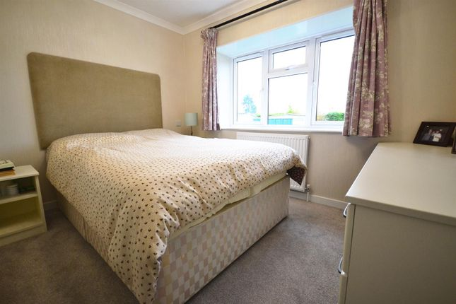 Bedroom Two of Shillingford Park, Carmarthen Road, Kilgetty SA68