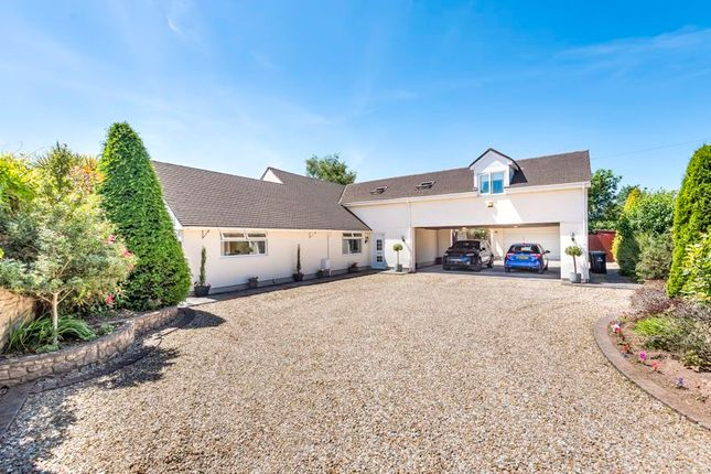 5 bed detached house for sale in Vinegar Hill, Undy, Monmouthshire NP26