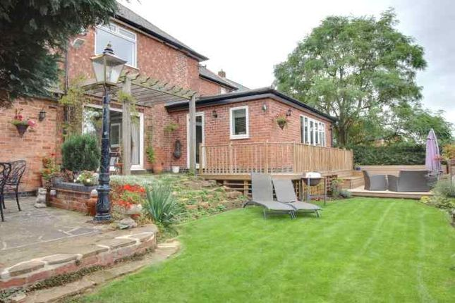 Garden At Back of Maple Avenue, Sandiacre, Nottingham NG10