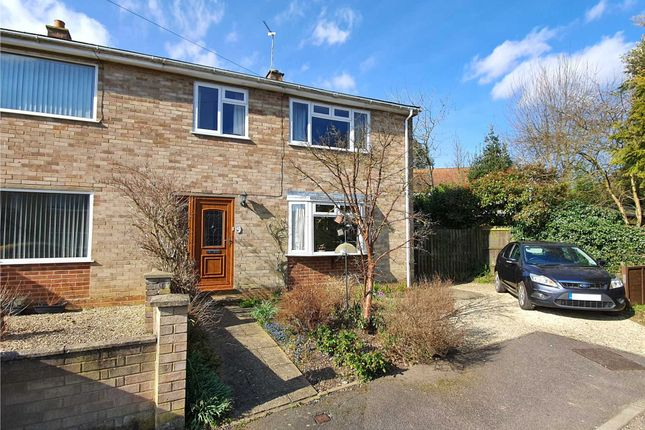 3 bed end terrace house for sale in St Michaels Close, Fringford OX27