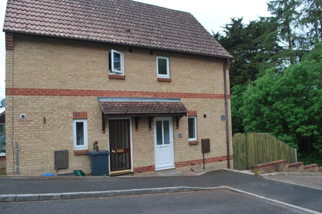 Thumbnail Terraced house to rent in Wordsworth Close, Exmouth