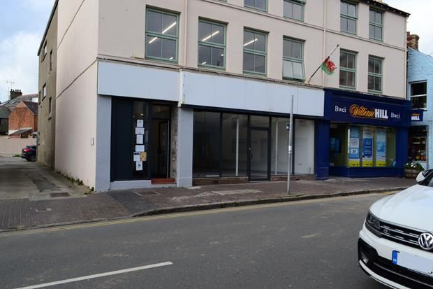 Thumbnail Retail premises to let in 25A, Gaol Street, Pwllheli