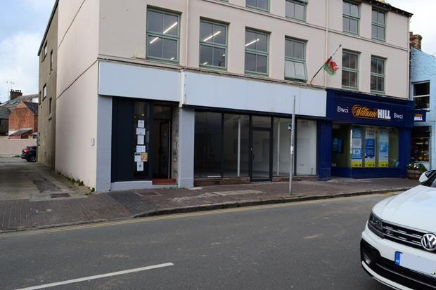 Thumbnail Retail premises to let in Gaol Street, Pwllheli