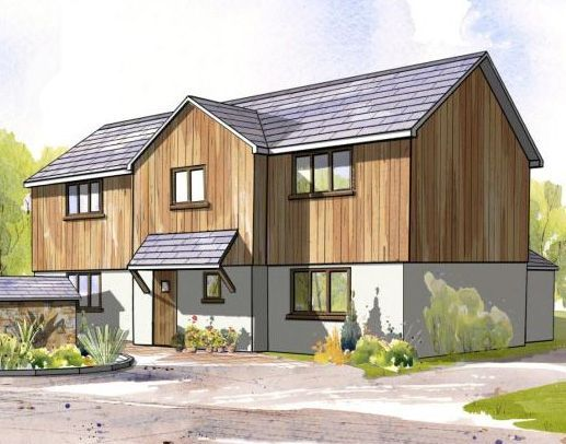 Thumbnail Detached house for sale in Silver Street, Bampton, Tiverton