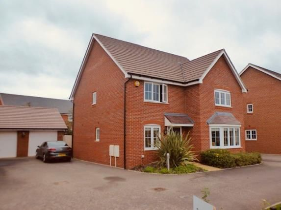 Thumbnail Detached house for sale in Parrott Grove, Marston Moretaine, Beds, Bedfordshire