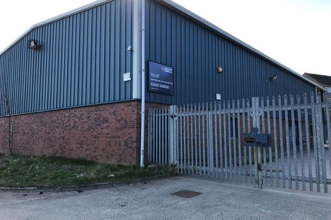 Thumbnail Industrial to let in Yorke Place, Bonnyton Road, Kilmarnock