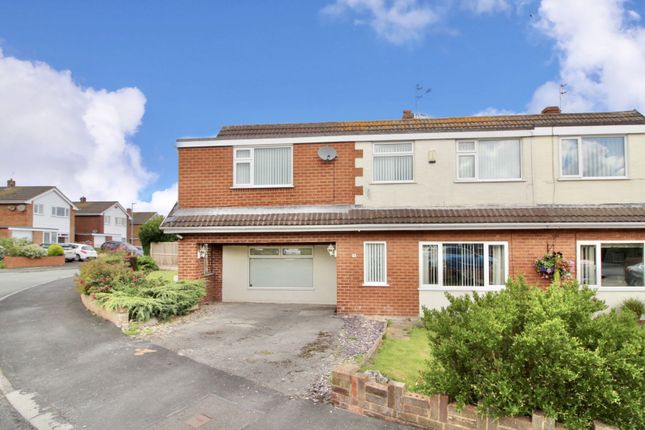 5 bed semi-detached house for sale in Golftyn Drive, Connah's Quay, Deeside CH5
