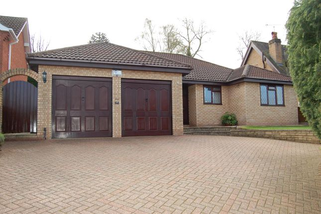 Thumbnail Bungalow for sale in Pool Lane, Brocton, Stafford