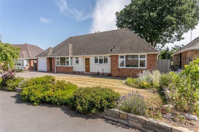 Thumbnail Detached bungalow for sale in Wavenham Close, Four Oaks, Sutton Coldfield