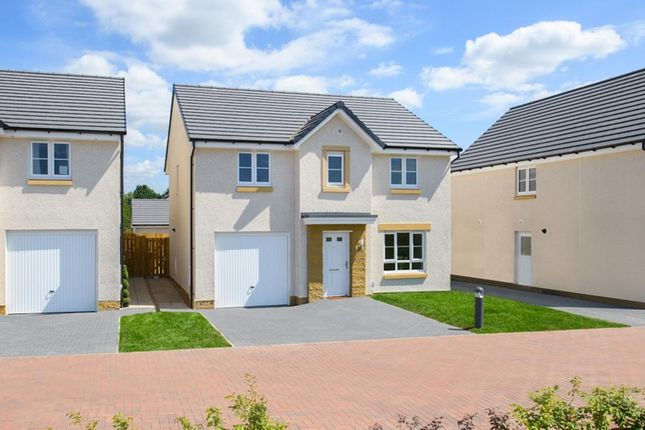 """Thumbnail Detached house for sale in """"Corgarff"""" at Westbarr Drive, Coatbridge"""