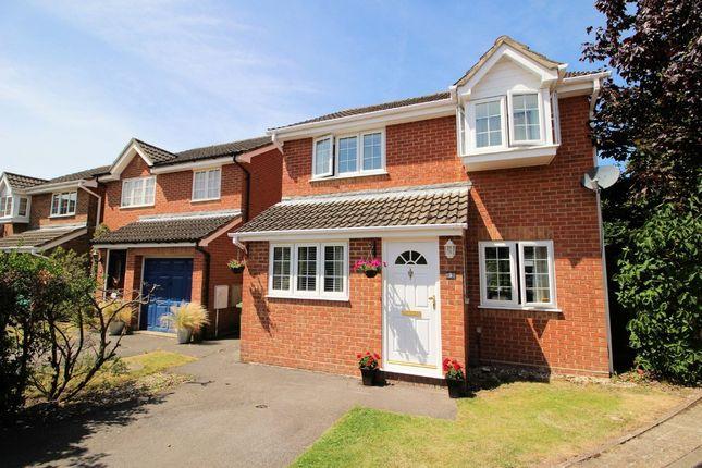 Thumbnail Detached house for sale in Mirror Close, Warsash, Southampton