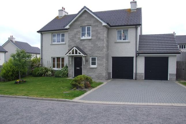 Thumbnail Detached house to rent in Deeside Brae, Aberdeen