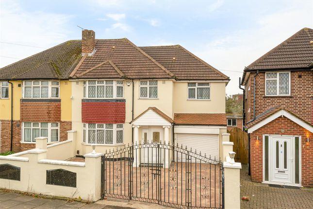 Thumbnail Semi-detached house for sale in Cranford Lane, Heston