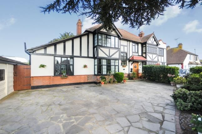 Thumbnail Semi-detached house for sale in Southend-On-Sea, Essex