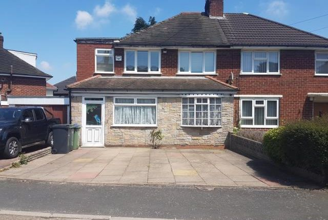 Thumbnail Semi-detached house to rent in Telford Close, Smethwick